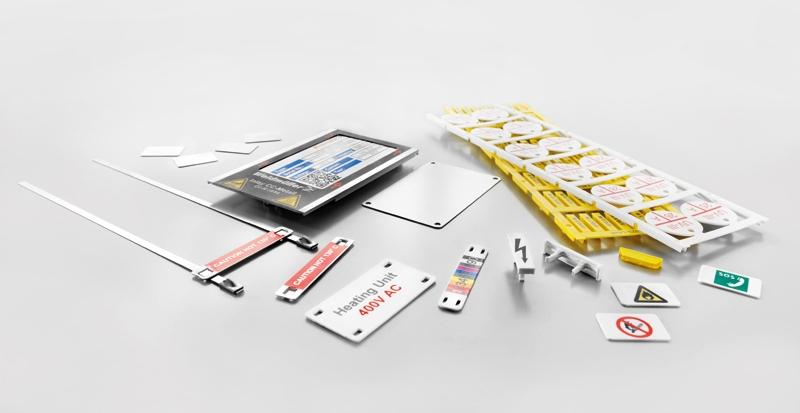 92188aefb0e3a210bc271060a2c7a96f Печать маркировки для клемм, проводов, кабеля и оборудования
