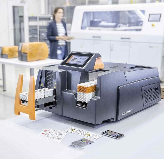 connect PrintJet CONNECT - высокоскоростной маркировочный принтер
