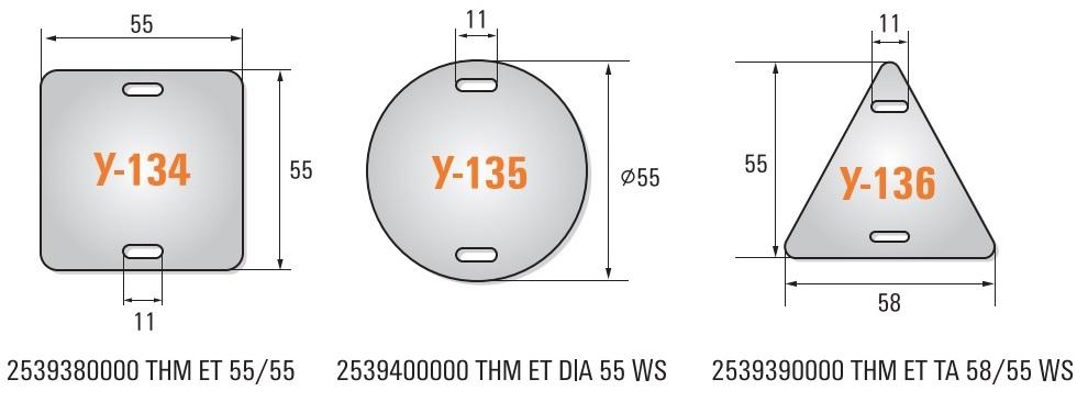 markirovka-u-1 Печать маркировки для клемм, проводов, кабеля и оборудования